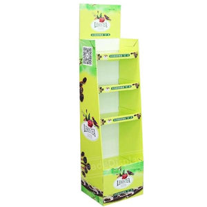 Tea Cardboard Shelf Pop Displays