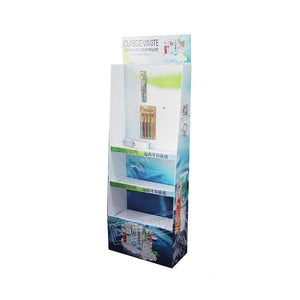 Toothbrush Cardboard  Pop Hook Displays