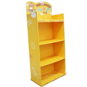 Toy Cardboard Shelf Pop Displays