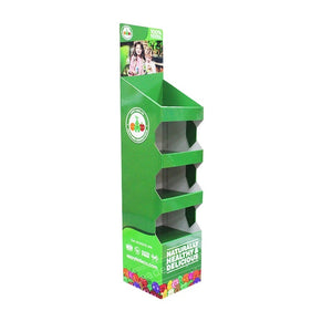 Toys Floor Cardboard Pop Display Stands