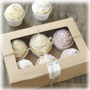 Retail Bakery Boxes & Packages
