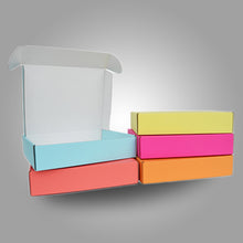 Retail Book Boxes & Packages