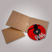 Retail CD/DVD Storage Boxes & Packages