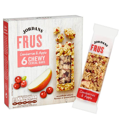 Retail Cereal Boxes & Packages