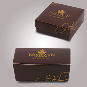 Retail Chocolate Boxes & Packages
