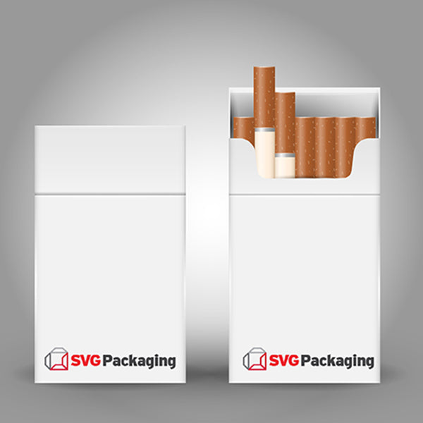 Retail Cigarette Boxes & Packages