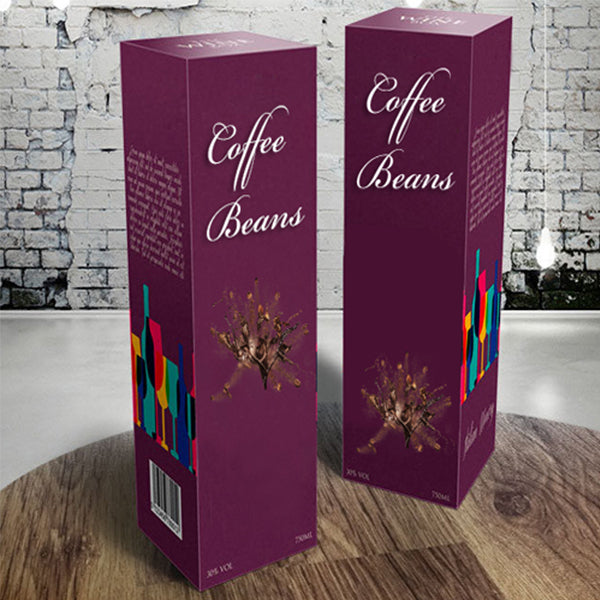 Retail Coffee Boxes & Packages