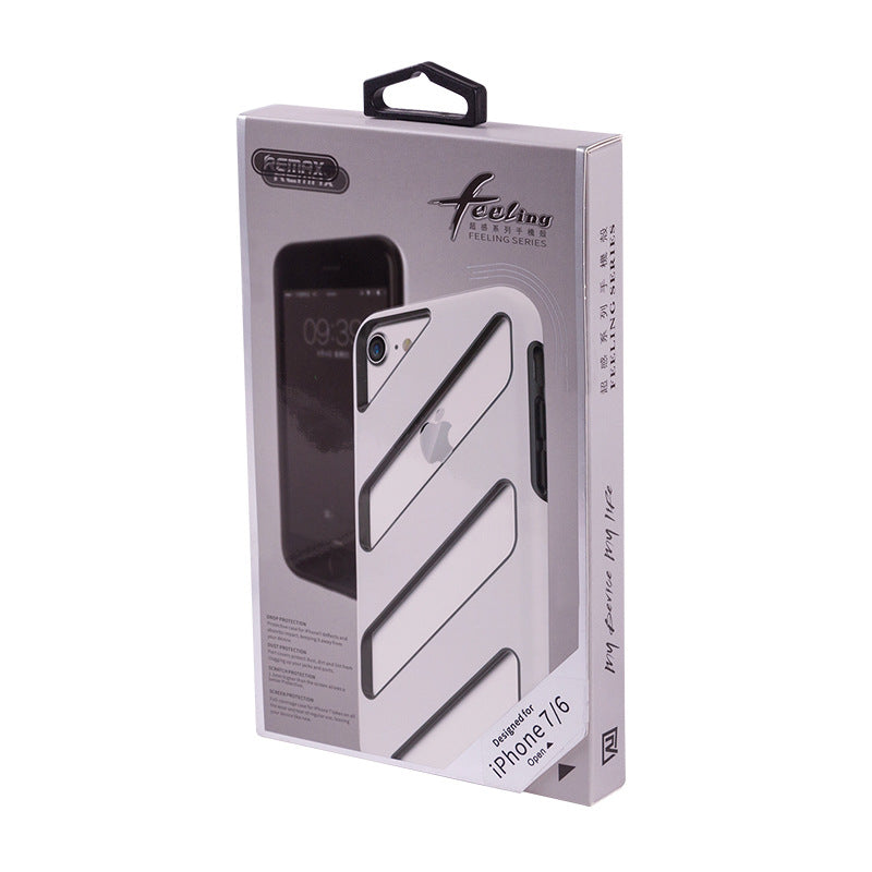 Custom Retail Phone Case Foldable Box Packaging
