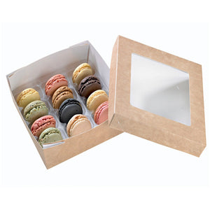 Retail Macaron Boxes & Packages