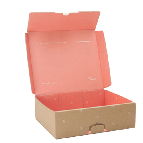 Retail Makeup Box Packages