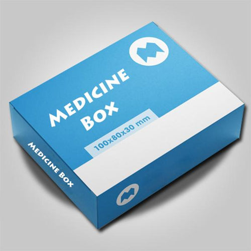 Retail Medicine Boxes & Packages #5