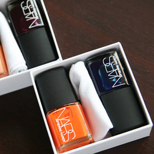 Retail Nail Polish Boxes Package