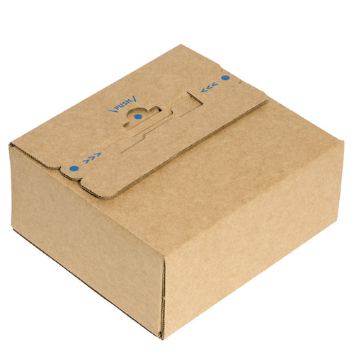 Retail Postage Boxes & Packages