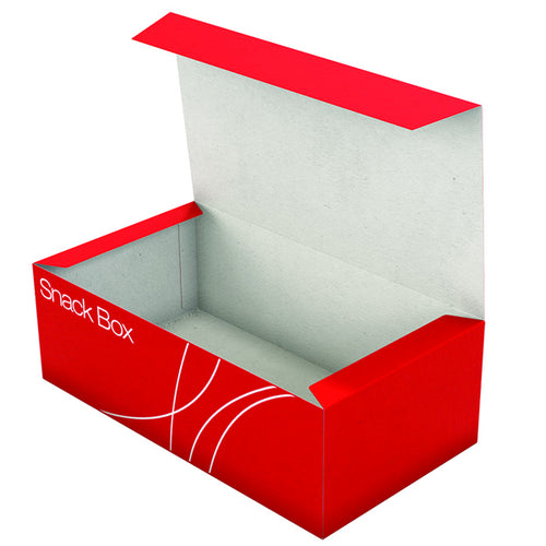 Retail Snack Boxes & Packages