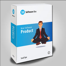 Retail Software Boxes & Packages