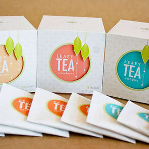 Retail Tea Boxes & Packages