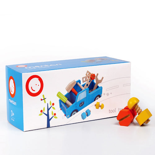 Retail Toy Boxes & Packages