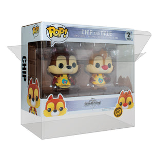 PPJoe 2 Pack (Double) Funko Pop Protektor 0,35 mm