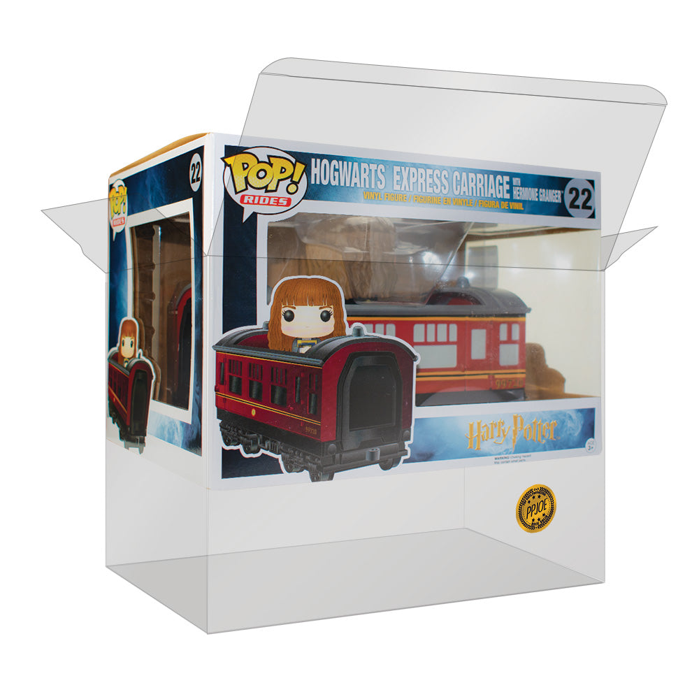 PPJoe Harry Potter Train Pop Protektor