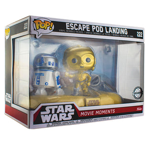 PPJoe Star Wars Movie Moments Pop Protektor