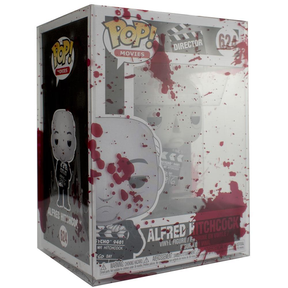 "PPJoe 4"" Blood Splattered, 0,45mm Funko Pop Protektor [einzeln]"