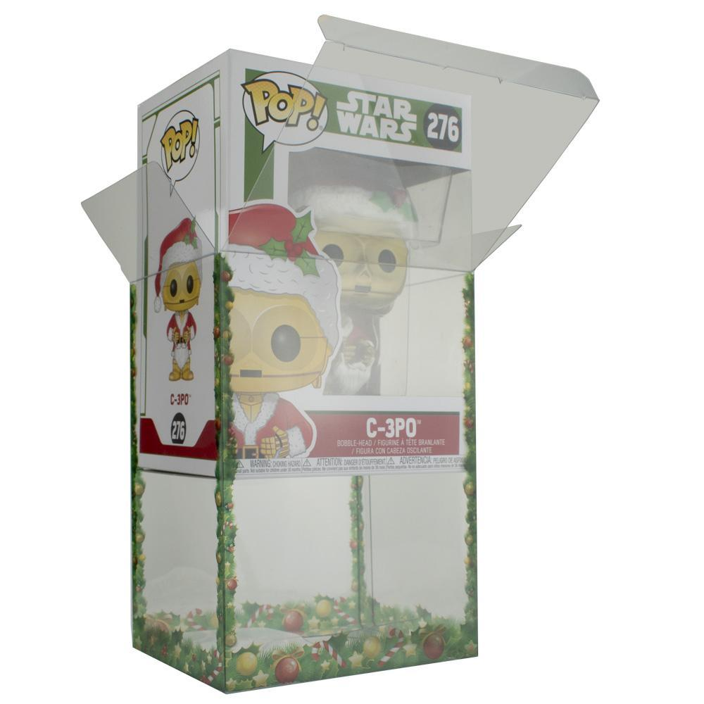 "PPJoe 4"" Christmas, 0,45mm 4"" Funko Pop Protektor"