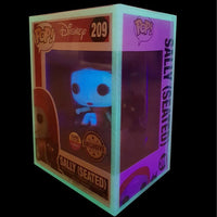 "PPJoe 4"" Glow in the Dark, 0,45mm 4"" Funko Pop Protektor - [10 Stück]"