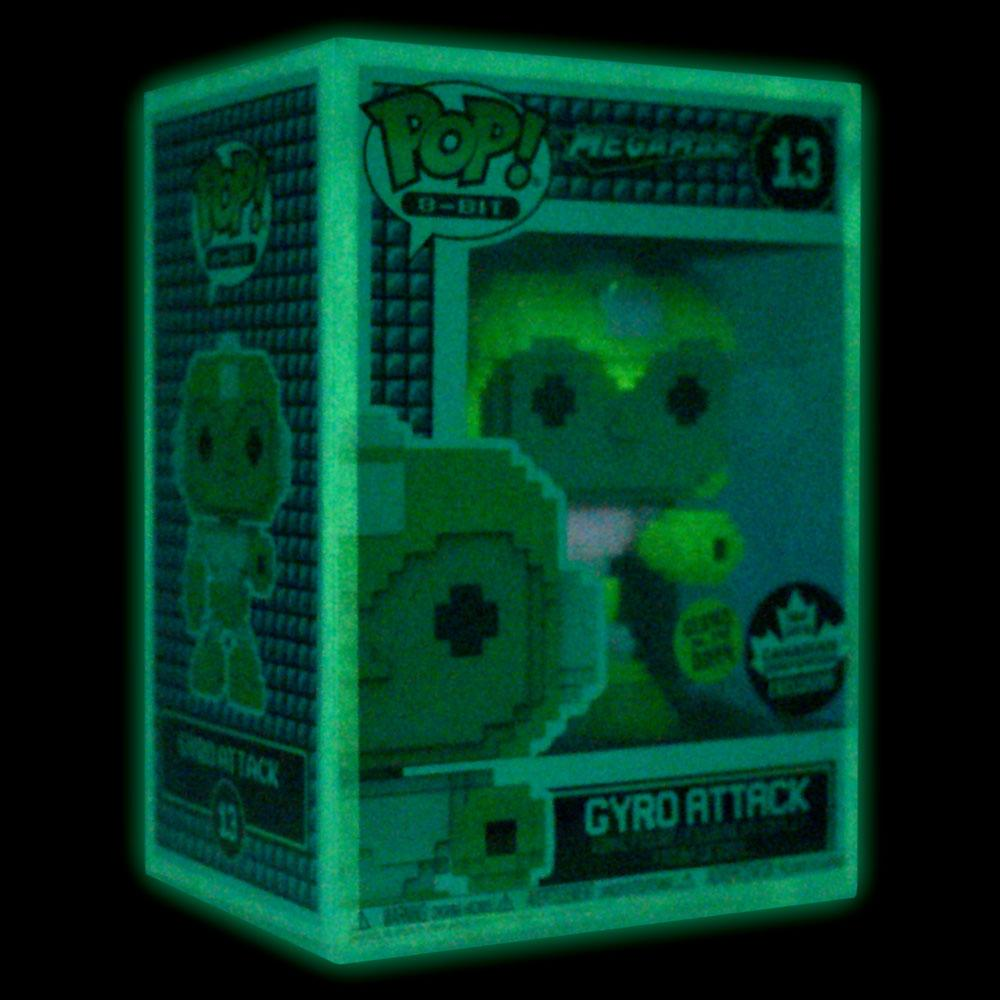 "4"" Glow in the Dark (GITD) Sleeve [einzeln]"