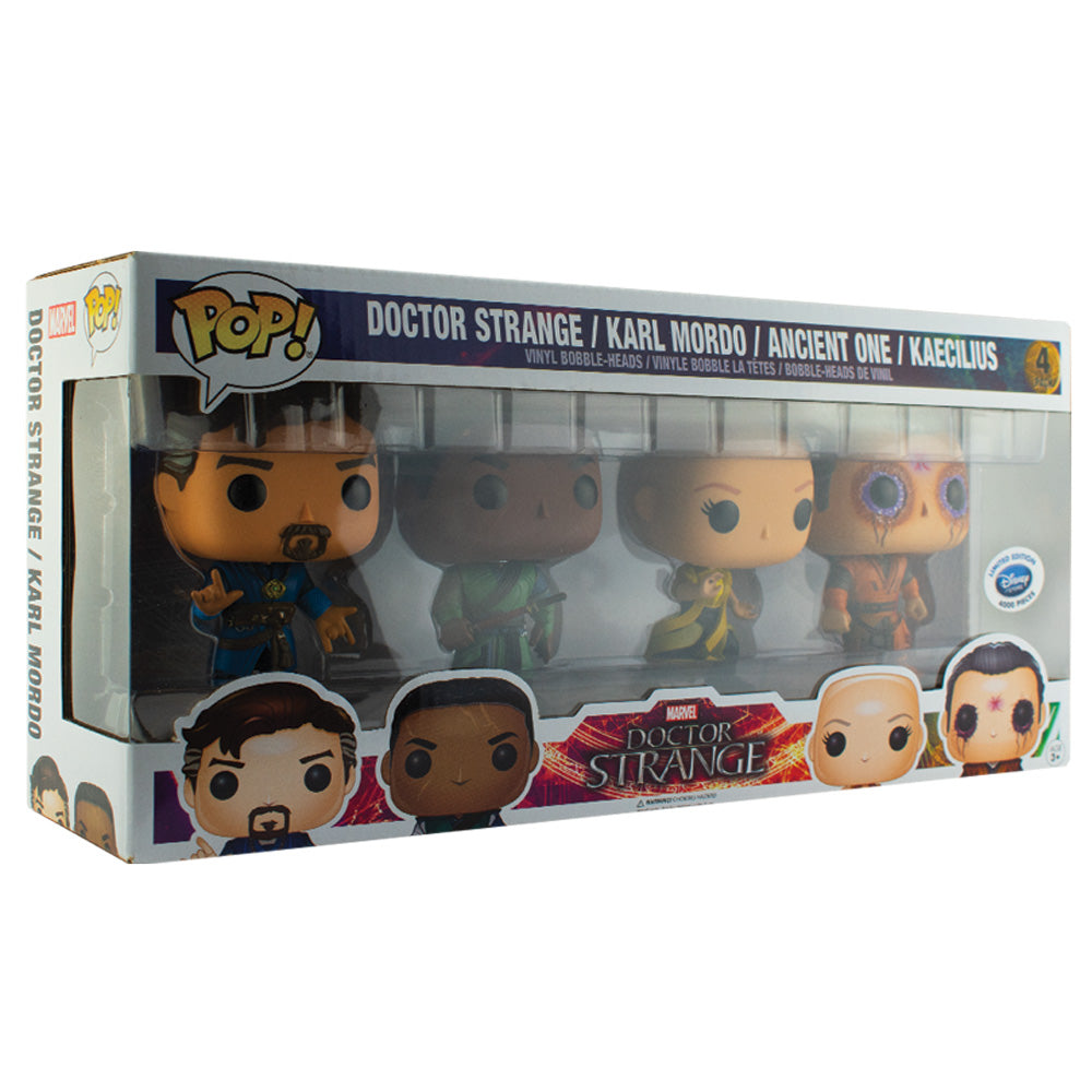 PPJoe 4 Pack (quad 2017) Funko Pop Protektor