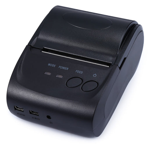 ZJ - 5802LD Mini Bluetooth 2.0 3.0 4.0 58mm Thermal Receipt Printer