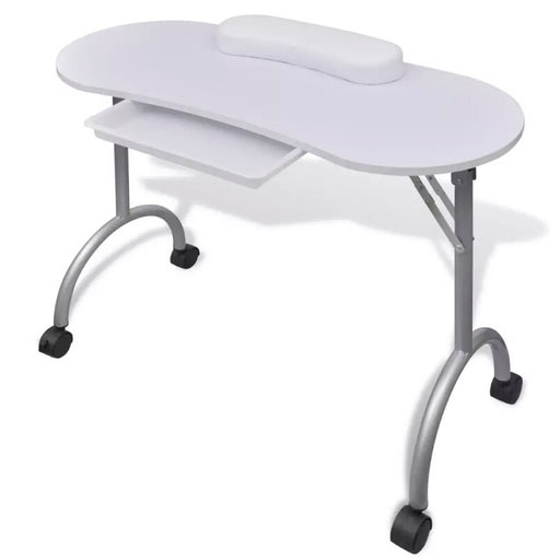 Folding Table with Wheels 110124