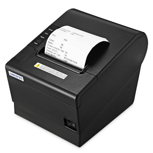 GOOJPRT JP80H - USB 80mm Thermal Desktop Ticket Printer