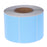 Colorful Labels Thermal Transfer Labels Printer Paper Self-Adhesive Blank Stickers for Office Kitchen Milk Tea Shop (Sky-blue))