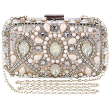 Rhinestone Trendy Clutch