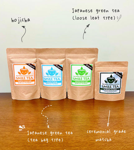 smile tea products