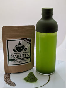 """Smile Tea"" Organic First flush Matcha (ceremonial grade)"