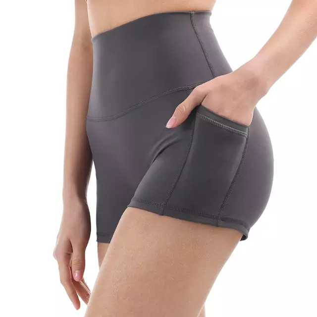 Stronger Hot Pants 2.8 Inches Inseam with Side Pockets