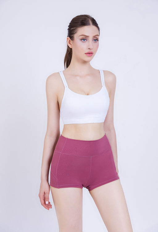 "ELLA 2.5"" Booty Shorts 