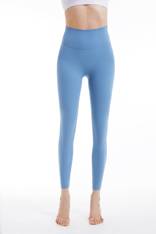 GLO Flat Front Panel Leggings