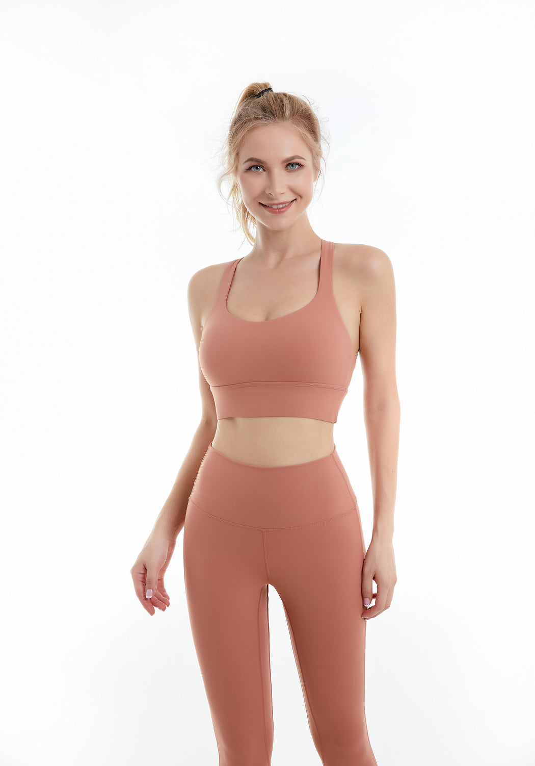 Liberty Active Bra | Tank Tops | Activewear For Women | YOF Athletica