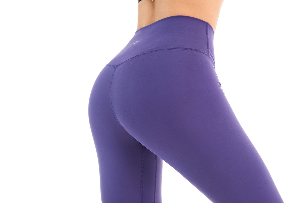 GLO Active Support Leggings Violet