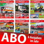 Abonnement Rettungs-Magazin