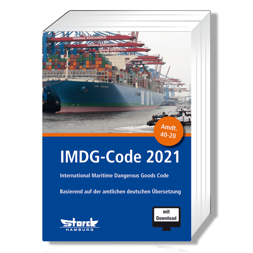IMDG-Code 2021 mit Download
