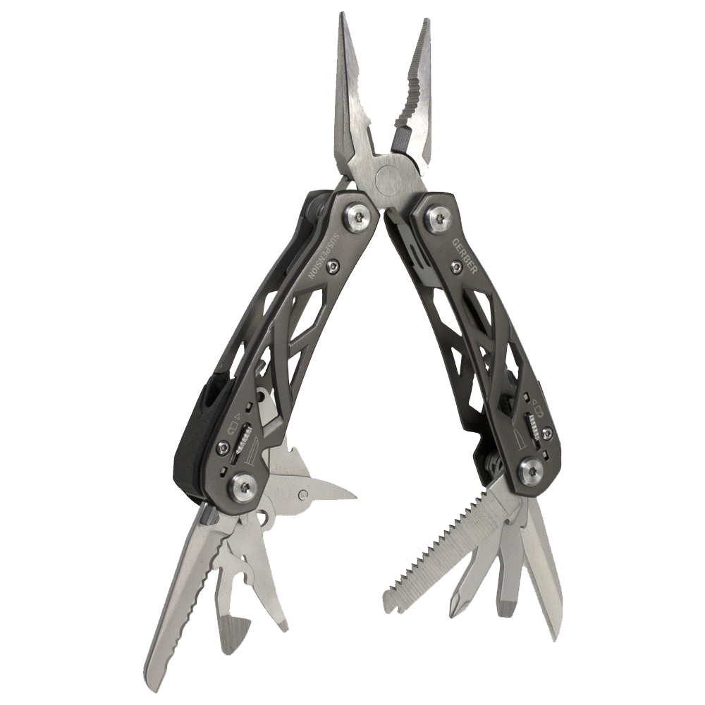 Multi-Tool Suspension