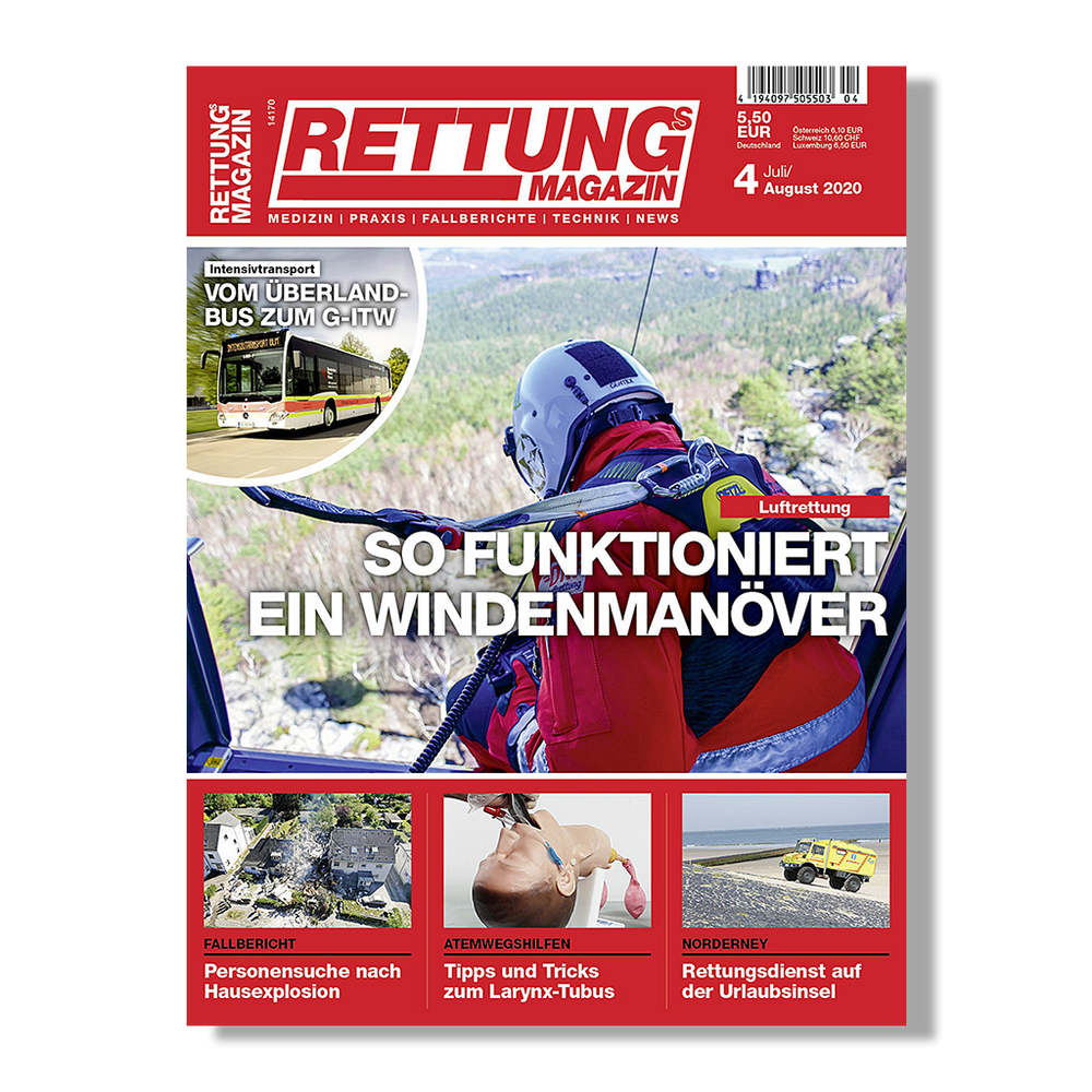 Rettungs-Magazin 4/2020