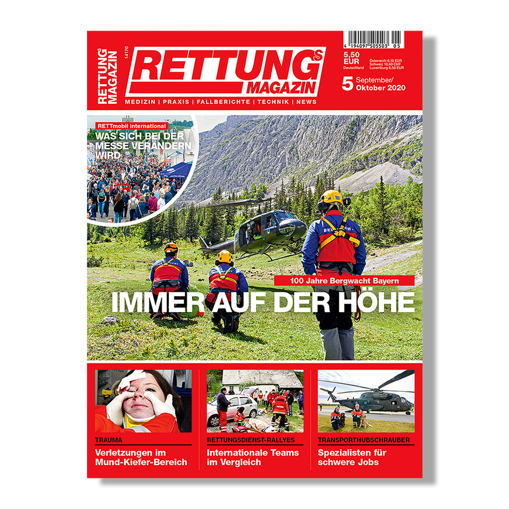 Rettungs-Magazin 5/2020
