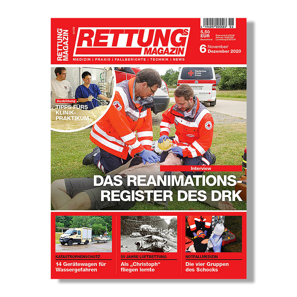 Rettungs-Magazin 6/2020
