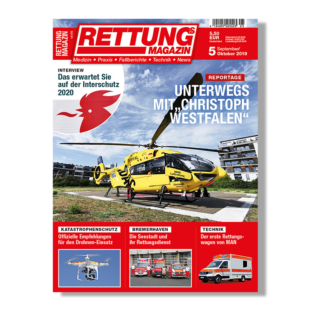 Rettungs-Magazin 5/2019