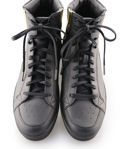 Black Sneaker Shoe Laces - Black Onyx