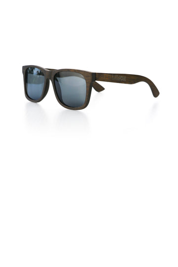 Brown Bamboo Sunglasses - Jack